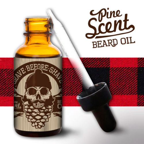 grave-before-shave-pine-scent-beard-oil-масло-для-бороды-уход-мягкая-борода
