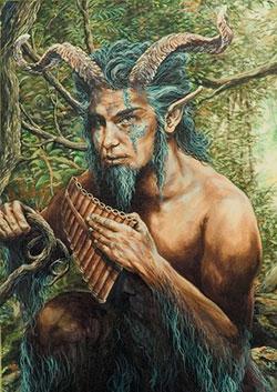 life4beard.ru бог пан стиль бороды готи goattee древнегреческий бог Пан (бог пастушества и скотоводства)