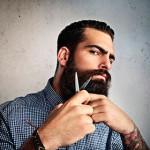 Как подстричь бороду