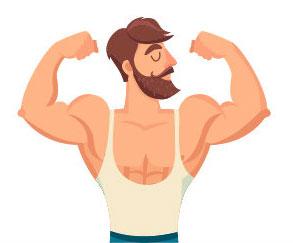 Борода, польза бороды, борода это круто, борода дает силу, life4beard.ru