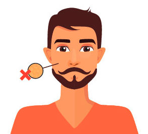 Борода, польза бороды, борода это круто, борода закрывает прыщи life4beard.ru
