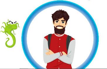 Борода, польза бороды, борода это круто, борода защищает от болезней и микробов life4beard.ru