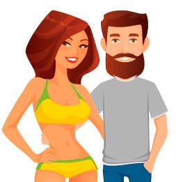 Борода, польза бороды, борода это круто, борода помогает в сексе, life4beard.ru