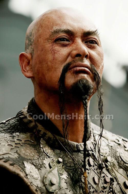 life4beard.ru Fu-Manchu-усы хэндлбар handlebar
