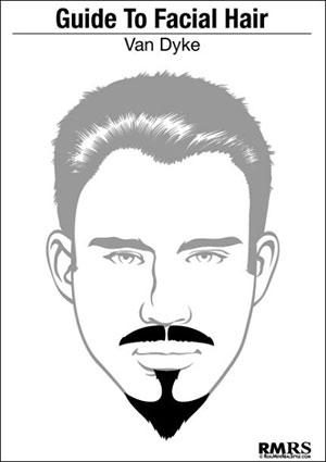 life4beard.ru Van-Dyke-scheme, схема ван дайк, van dyke, ван дайк, ван дейк, ван дюк, стили бороды, виды бороды, типы бороды, стиль ван дайк, тип ван дайк, вид ван дайк