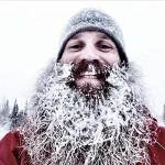 Уход за бородой зимой