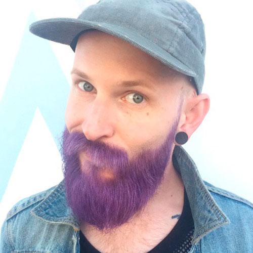 life4beard.ru цветная-крашенная-окрашенная-покрашенная-розовая-фиолетовая-борода