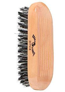 Brush-Strokes-Firm-Military-Style-Boar-Bristle-Brush-щетка-расческа-для-бороды гребенка