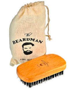 The-Beardsman-Best-Beard-and-Hair-Brush-for-Men-щетка-расческа-для-бороды гребенка