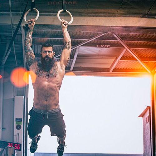 борода-спорт-тестостерон