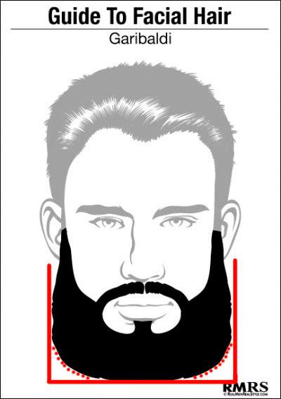 основание-бороды-гарибальди