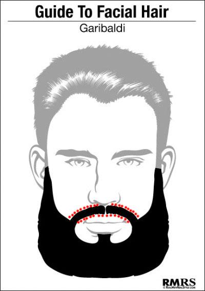 усы гарибальди борода garibaldi beard
