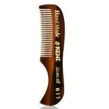kent-handmade-beard-and-moustache-comb-81t гребенка для бороды из дерева сделана вручную life4beard.ru