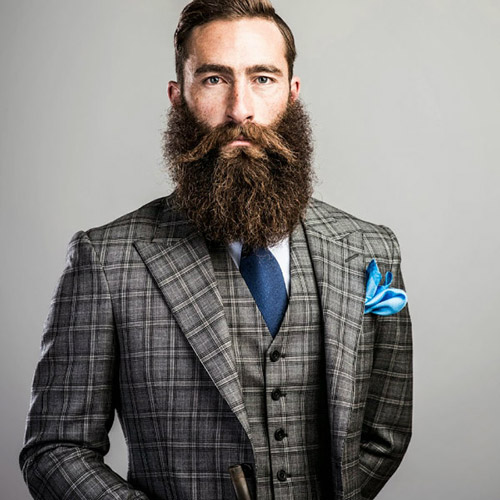 beards-and-suit бородач борода в костюме усы life4beard.ru