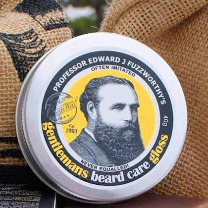 life4beard.ru воск для усов бороды из чего состоит как использовать как удалить Professor Fuzzworthy's Beard Care Gloss and Conditioner