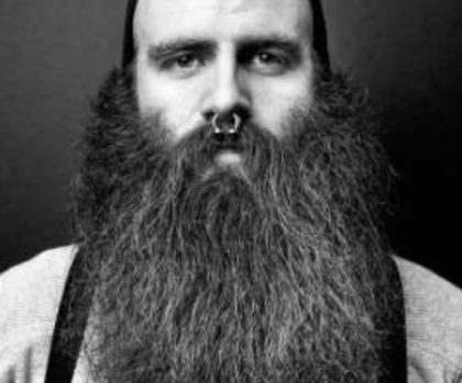 www.life4beard.ru уход за бородой длинная борода бородач крутой кольцов носу