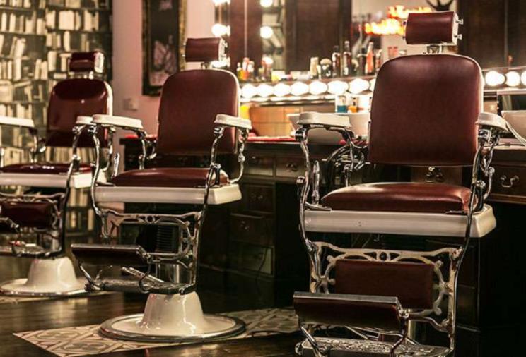 life4beard.ru старый old кресло barbershop barber парикмахерская барбершоп барбер бритье опасная бритва усы современный инструменты бритва ножницы триммер