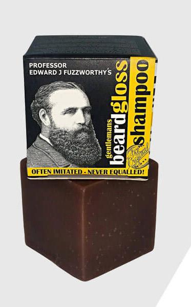 life4beard.ru шампунь для бороды масло бальзам воск уход за бородой усы Professor Fuzzworthy's Beard Shampoo